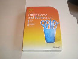 Microsoft Office Ebay by Microsoft Office Home And Business 2010 Genuine Key System