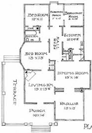 southwest floor plans southwestern home 1910 featured house plans