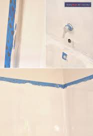 Rustoleum Bathtub Refinishing Paint Raising Hope Diy Rust Oleum Tub And Tile Refinishing Kit