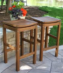 bar stools simple outside stools counter height outdoor chairs