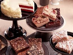 gourmet snacks same day delivery bake me a wish classic cake and one dozen gourmet brownies delivery