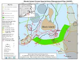 Rhode Island On Map Noaa Approves Rhode Island U0027s Marine Spatial Plan West Coast