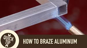 alum bond how to weld aluminum without a welder