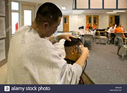 how much for a prison haircut a hispanic inmate gets a haircut in the dayroom of a cell block at