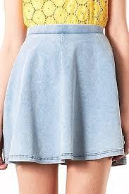 light wash denim skirt light blue plain light wash denim skirt beautifulhalo com