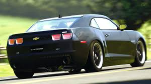 2010 chevrolet camaro ss gran turismo 5 by vertualissimo on