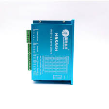 leadshine cnc controller nema34 86mm 8n m hybrid closed loop