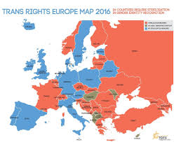 Third World Countries In French This Is What Transgender Rights In Europe Looks Like World