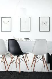 designer stã hle moderne stuhle moderne schwarz weiae sta 1 4 hle esszimmer design