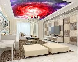 insonoriser sa chambre personnalisé univers fonds d écran cosmic chambre plafond