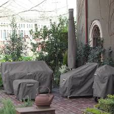 Winter Patio Furniture Covers - how to cover patio furniture in winter icamblog