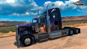 christmas paint jobs pack for american truck simulator american