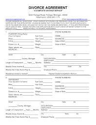 divorce papers templates thebridgesummit co