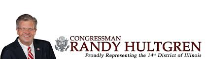congressman randy hultgren representing the 14th district of