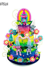 75 best trolls party images on pinterest trolls cakes troll