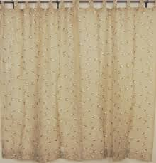 Embroidered Sheer Curtains Unique Embroidered Sheer Curtains India