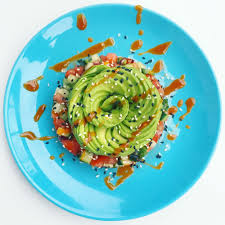 apprendre a faire la cuisine avocado diy apprendre à faire une fleur d avocat cuisine