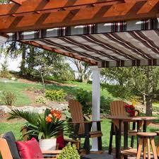 Pergola With Shade by Pergola Shade Canopy Country Lane Gazebos