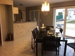 creer une cuisine dans un petit espace comment créer un espace de vie entre la cuisine et le salon