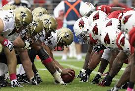 az cardinals vs new orleans saints in of fame preseason