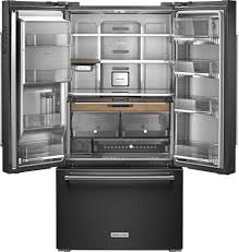 French Door Fridge Size - kitchen refrigerator reviews kitchen air refrigerator kitchenaid