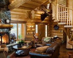 small log home interiors small log cabin living room ideas photos houzz