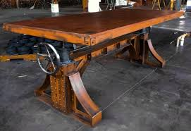 Industrial Office Desks Industrial Style Office Furniture Home Design Ideas