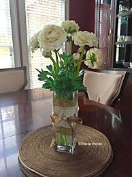 Lucite Vases Making Fake Water For Artificial Flowers Diy And Crafting