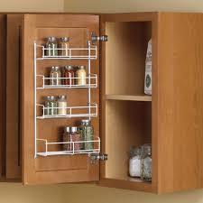 kitchen cabinet door storage racks pin on storage