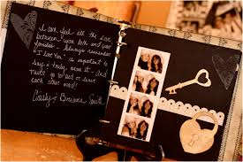 personalized scrapbook cover photo booth scrapbook jpl entertainment