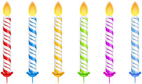 birthday candle birthday candles transparent png clip image gallery