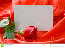 Debut Invitation Card Red Rose And Invitation Card Stock Images Image 12773894