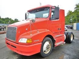 used volvo semi trucks for sale 2001 volvo vnl42t single axle day cab tractor for sale by arthur