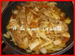 cuisiner reste poulet restes de poulet à l orientale a la sauce gavotte cuisine et santé