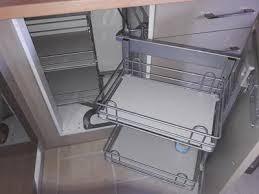 panier coulissant cuisine leroy merlin rangement d angle 4 paniers tirant droit pour meuble d angle bas