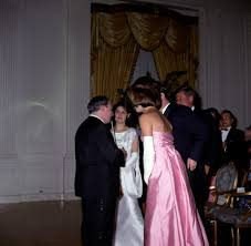 kn c21659 president john f kennedy and first lady jacqueline