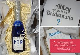 Bridesmaid Asking Ideas 5 Creative Ways To Ask Will You Be My Bridesmaid Weddingphotousa