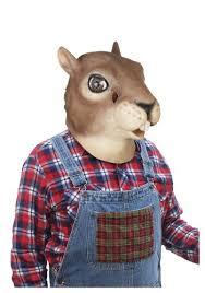 squirrel costume funtober