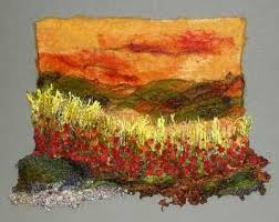 30 best landscape embroidery images on pinterest embroidery