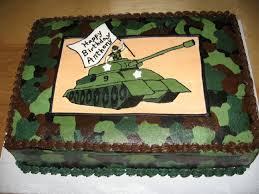 Más De 25 Ideas Increíbles Sobre Pastel De Tanque Del Ejército En