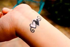 24 elegant best friends wrist tattoo designs