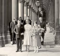 christine michael with short hair princess michael of kent my horror at having to downsize daily