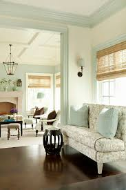 White Walls Home Decor 25 Beautiful Examples Of Colored Trim Neutral Walls Turquoise