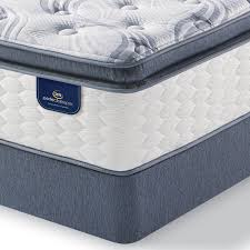 Pillow Top Crib Mattress Pad by Serta 92682 Perfect Sleeper Teddington Plush King Mattress