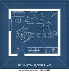 Floor Plans With Furniture Plan Drawing Stock Images Royalty Free Images U0026 Vectors