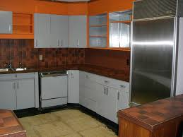 luxurious retro metal kitchen cabinets value a 9709 homedessign com