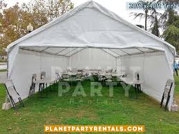 white tent rental 18 20ft by 40ft party tent rentals vannuys northollywood reseda canopys jpg