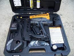 Paslode Roofing Nailer by Stanley Bostitch Brad Nailer Gbt 1850k Review Tools In Action