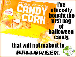 Candy Corn Meme - love me some candy corn dye free treats