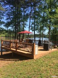 Banister Lake Deck Railing Ideas Systems Stairs Rails And Handrails